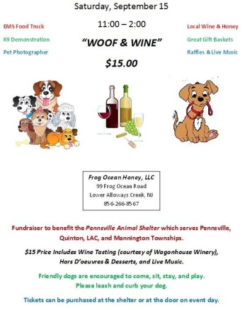 Woof and Wine